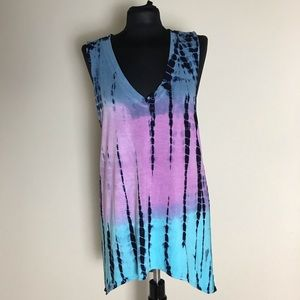 Chaser Tie Dye Tunic